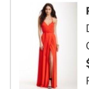 RACHEL PALLY Dallas Maxi Dress. Red Hot!!